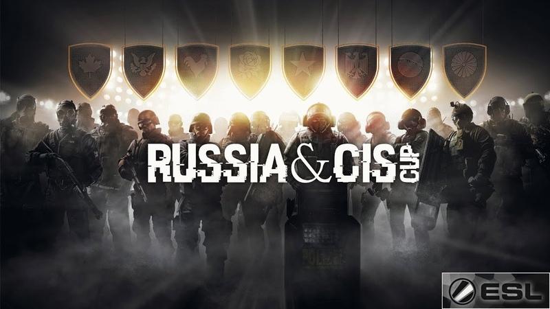 ESL\R6: Siege (PC) 5on5 Bomb Community Cup - 100 Europe - INFINITY