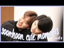 Soonhoon Cute moments pt 8