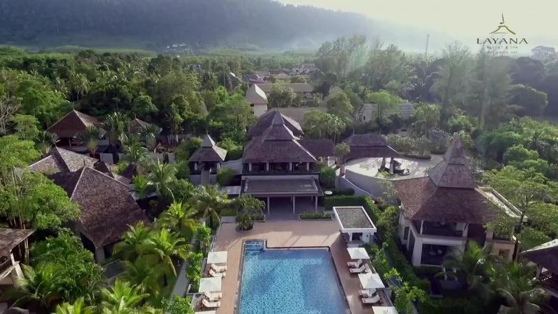 Layana Resort and Spa 5*, Koh Lanta Thailand