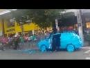 Стопхам в бразилии или наказали за парковку на месте инвалида mp4