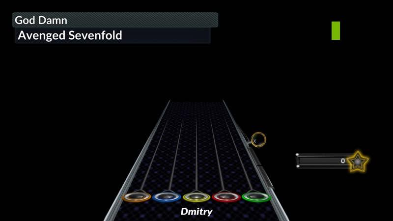 Avenged Sevenfold - God Damn / Expert / 100% FC