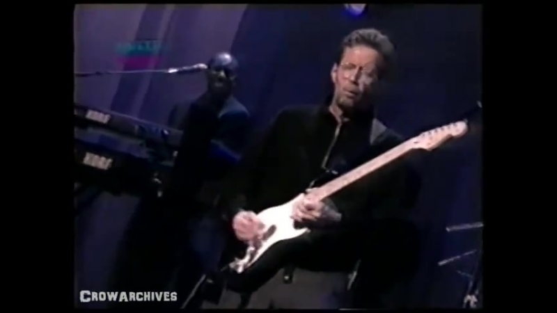 """Eric Clapton Sheryl Crow - """"Tearing Us Apart"""" (69th Regiment Armory, NYC - 1996-9-12)"""