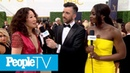 Sandra Oh Gets Emotional Discussing Her Historic Emmy Nomination Emmys 2018 Entertainment Weekly