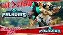 LiveStream PS4 PALADINS Снова в бой