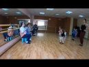 танец-разминка Часики, дети 2-4 года