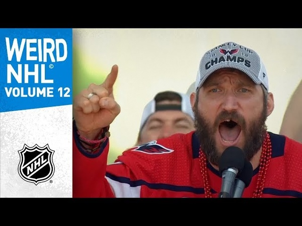 Weird NHL Vol 12 Best of the Conference and Stanley Cup Final
