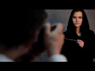 Сказочная фотосесия Мария в роли Гермионы