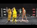 Banana Senga Ryuichi Sekine vs Best Stretchman V3 Best Stretchman Amazon BASARA Heaven Summit Itadaki 2018 Semi Finals
