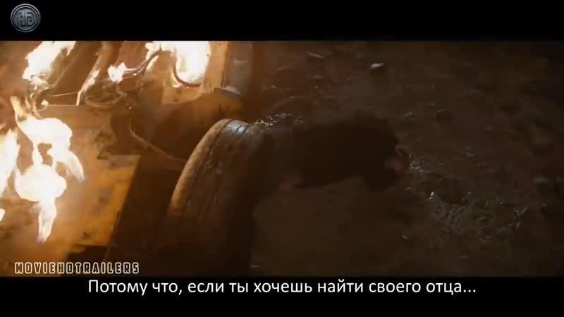 Movie HD Trailers Фильм Покемон Детектив Пикачу Русский трейлер Субтитры 2019