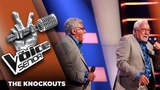 Mick en Henk Knock On Wood The Voice Senior 2018 The Knockouts