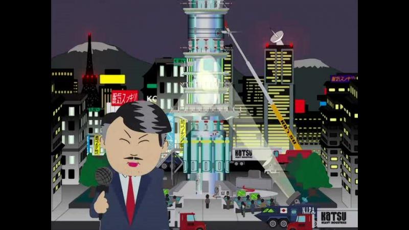 Японцы построят башню быстрей