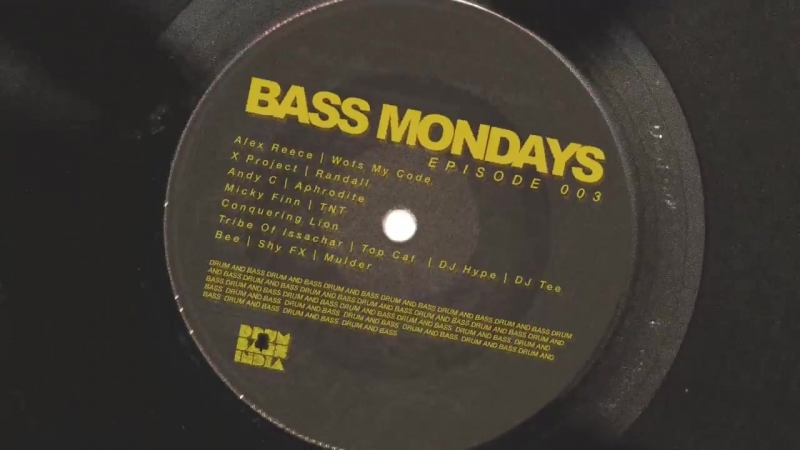 D.J. SHY FX - The MESSAGE. (BASS MINDAYS, NARCOTIC Drum Bass, SpeciaL Mix.1996)