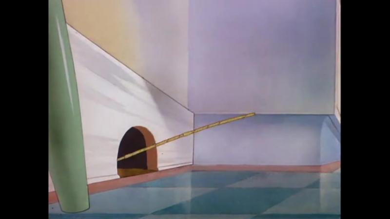 24. Подкидыш | Том и Джерри | Золотая Коллекция | 1940-1948 | HD