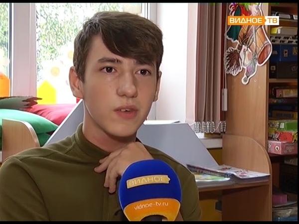 Библиозонтики - юные волонтёры Мильковской библиотеки