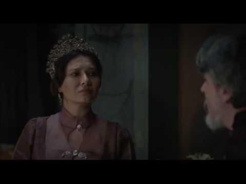 Ты похожа на Сафие Султан. Разговор Кёсем и Мустафы. Великолепный век Империя Кёсем(на русском)