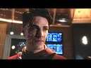The Flash Season 3 Savitar Disguises Himself as Barry to Get to Iris The CW