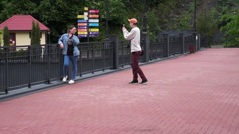съёмка клипа с голожопой Леночкой или как мы накидались на розе хутор