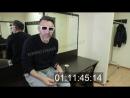 Сергей Шнуров - Полное интервью перед концертом для фильма Экспонат
