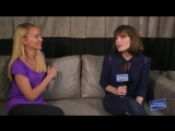 Interview with Zooey Deschanel/«Young Hollywood»/