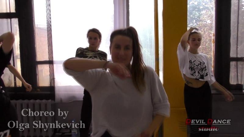 Lady Leshurr - Juice / choreo by Olga Shynkevich/ Devil Dance Studio