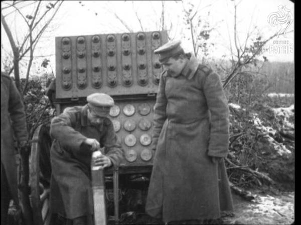 Russian Army Ammunition Cart (1914-1917)