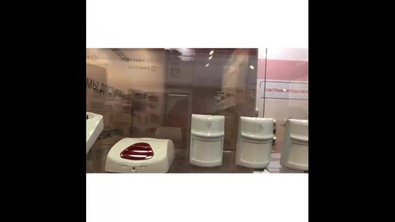 Выставка Securica2018 Стенд компании Сибирский Арсенал наблюдатель видеонаблюдение nabludatel23 securica2018 mips2018 secu