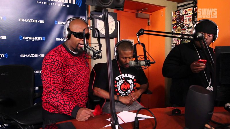 Friday Fire Cypher Tech N9ne Krizz Kaliko and Strange Music's Newest Artist MURS Freestyle