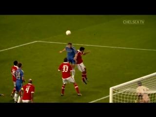 Последний гол Челси в Лиге Европы