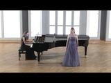 Polina Vdovina - V'adoro Pupille - Giulio Cesare - Handel