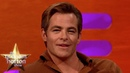 Chris Pine Impressed Fans With His Penis and Pubes The Graham Norton Show