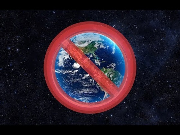 Земля - не шар, статична и не вращается!