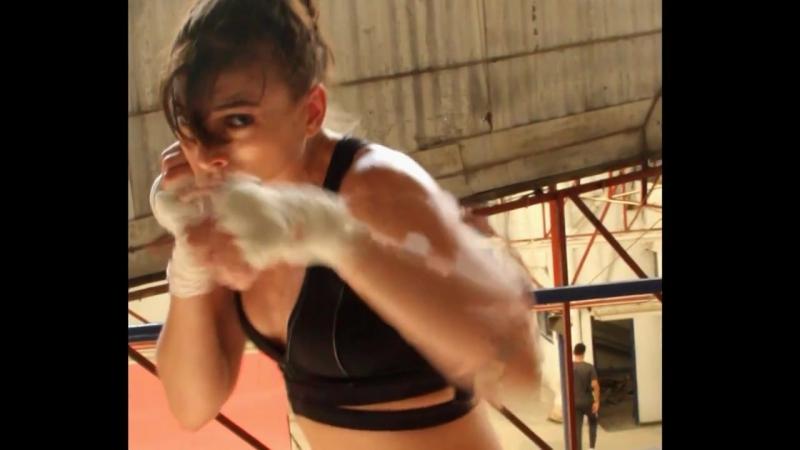 Boxing Kristina Nikolic