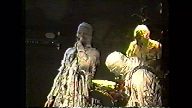 The Mummies (live concert) - March 13th, 1993, CBGBs, New York, NY