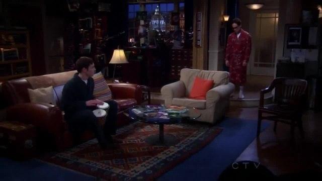 Sheldon King of the bongo