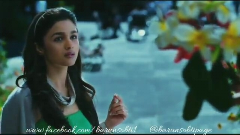 New VM on evergreen song PahlaNasha It will be a super cute couple @BarunSobtiSays @aliaa08 wish we could see them together in