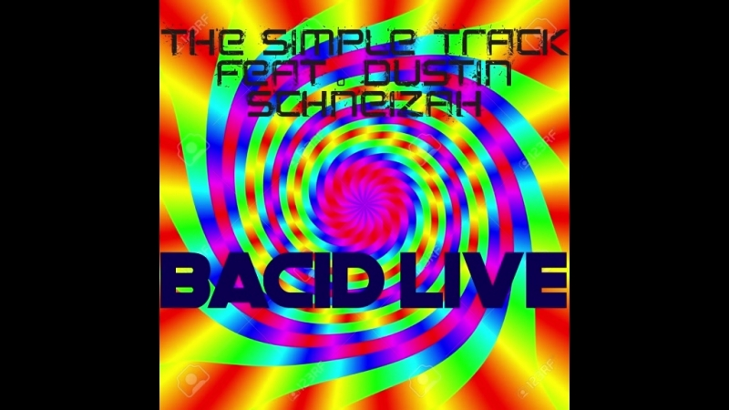 Bacid Live - The Simple Track feat. Dustin Schneizah