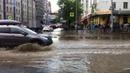 Улицы Екатеринбурга затопила июньская гроза