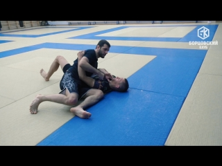 Разбор эффективного приема для ММА от трехкратного чемпиона по Вольной борьбе среди молодежи Руслана Темираева