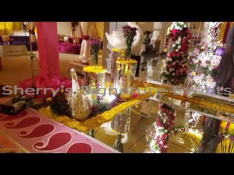 Sherry's Signature Events Flower Arrangement P 24
