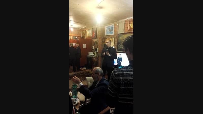 23.10.18 Смолин Р.Н. Обсуждение в Штабе стратегии развития татар