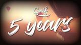 5 years of GRIF TV Спасибо.