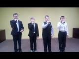 Детский эстрадный вокальный квартет