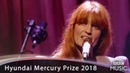 Florence The Machine - Hunger Hyundai Mercury Prize 2018