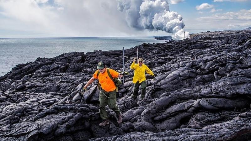 2018 HAWAII KILAUEA VOLCANO Senator Proposes New Puna Community After Eruption