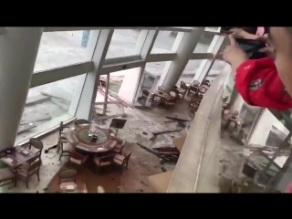 Typhoon Mangkhut • Тайфун Мангхут • 2018.09.16 • 11
