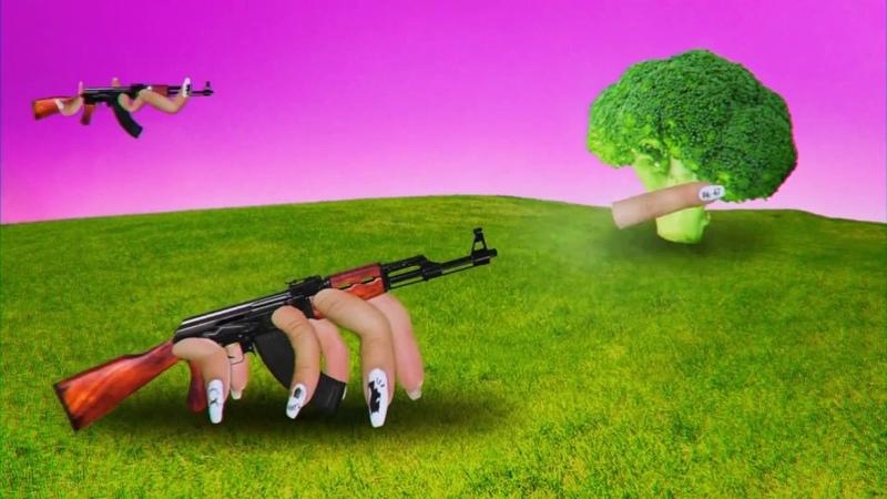 LITTLE BIG - AK - 47 TRA - TA - TA - TA -TA Только припев