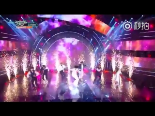 180928 GO7 - LULLABY @ Music Bank