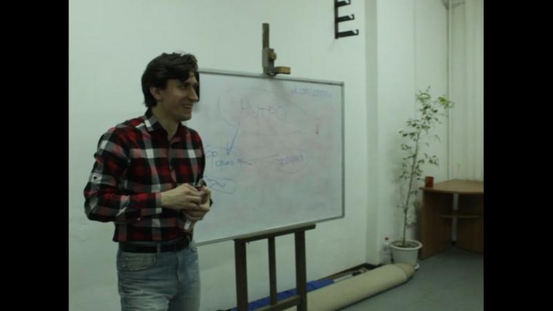 Егор Куприянов - зачем нужна импровизация? часть 1.