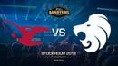 Mousesports vs North - DH MASTERS Stockholm - Semi-final - map1 - de_dust2 [Godmint, SSW]