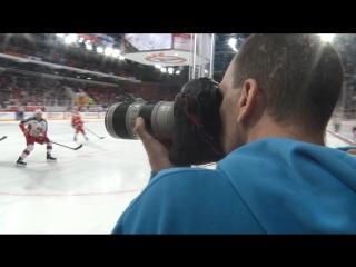 Мастер-класс Canon и КХЛ в Екатеринбурге / 04.09.2018